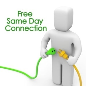 No Deposit, Same Day Electricity in Donna Texas