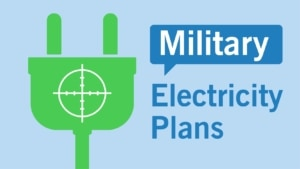 military electricity plans in texas