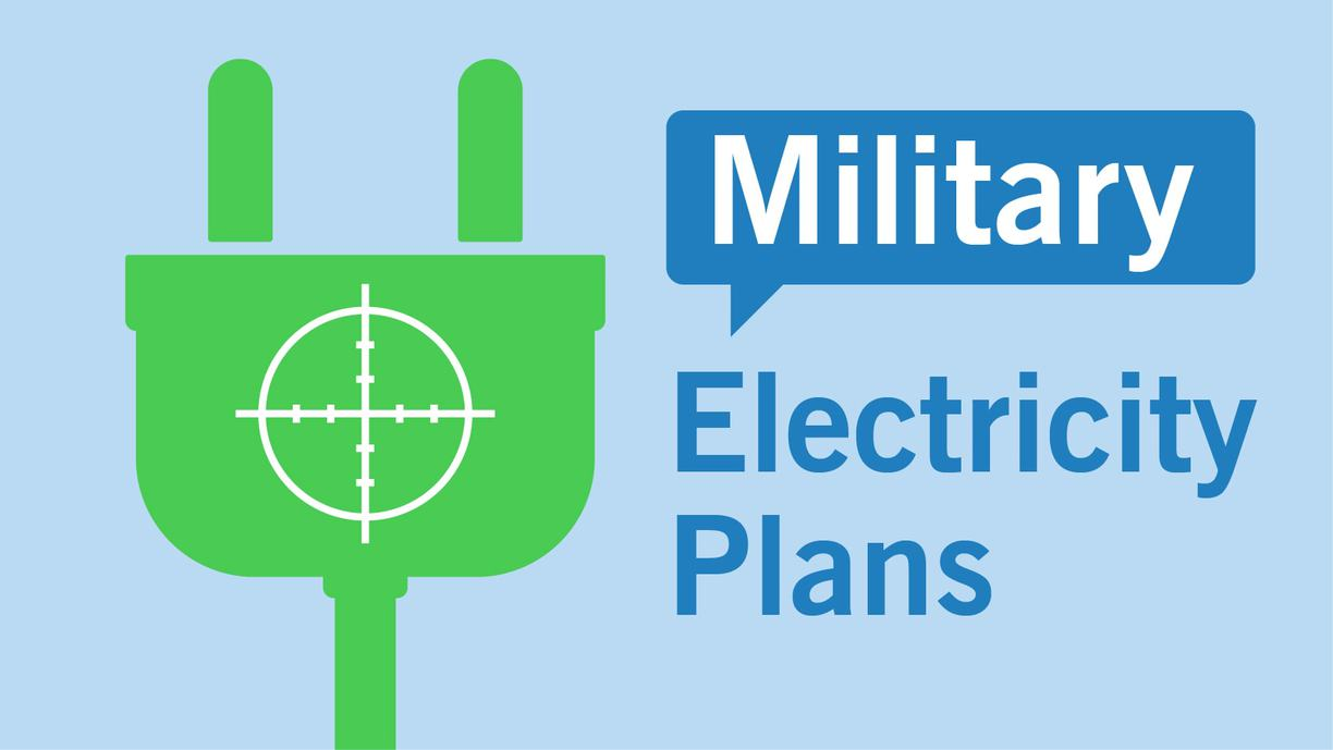 Military Electricity Deals In Texas Prepaid Energy At