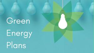Green Energy Plans