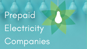 prepaid electricity companies