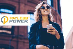 ¡Regístrese con Payless Power ahora!