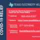 Get help with your electricity bill during Covid-19 Coronavirus