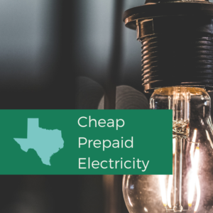 Prepaid Electricity in Texas | Prepaid Lights | Pay As You