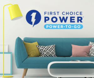 Switch to First Choice Power