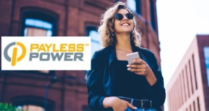 Woman who uses Payless Power prepaid electricity