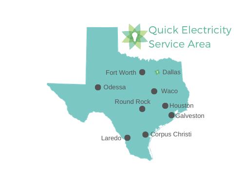 Texas Prepaid Electricity - No Deposit