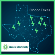 Oncor Electric Rates Texas