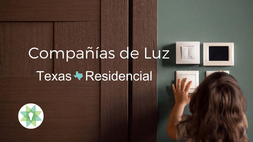 Compañías de luz Residencial en Texas