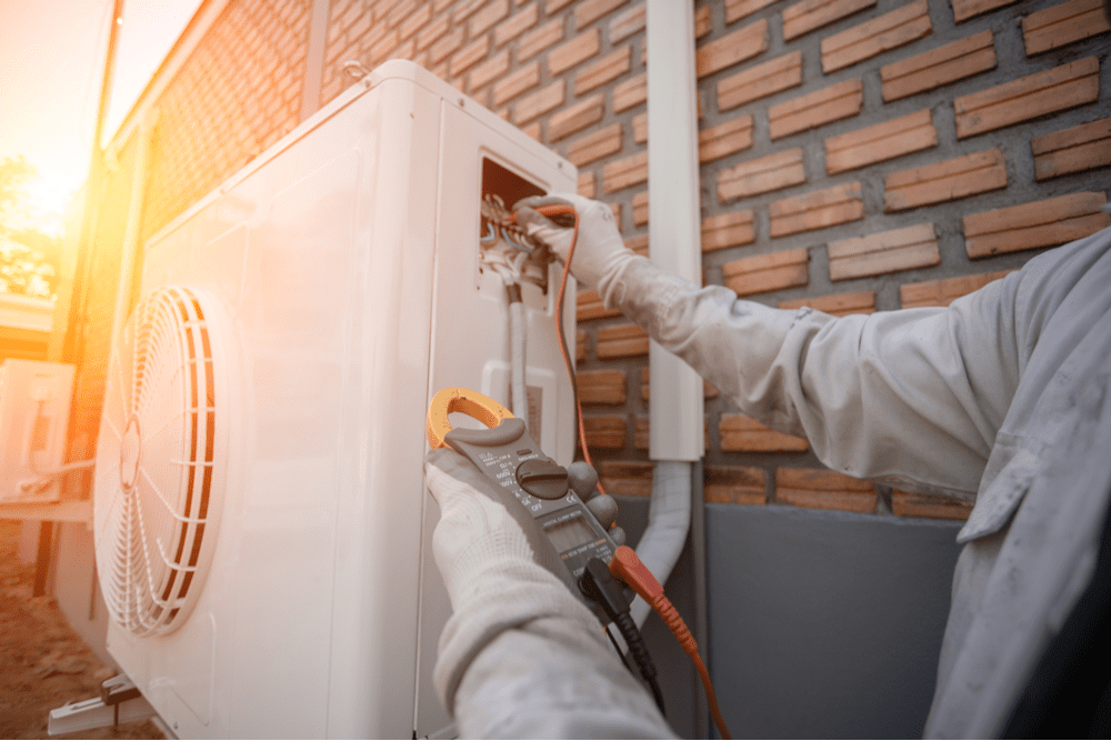 HVAC upgrades for a commercial building