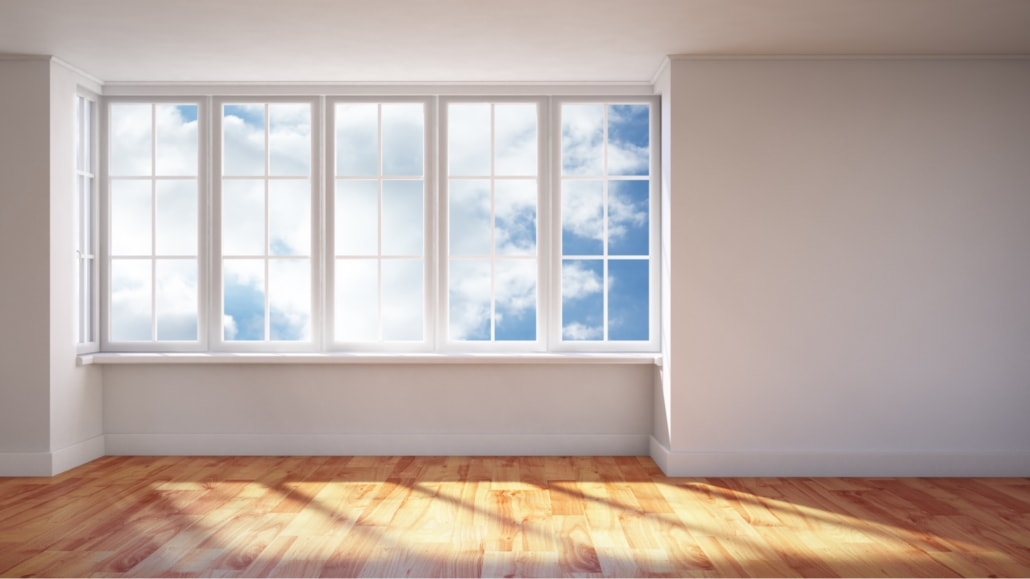 When shopping for a new home, look for energy efficient windows