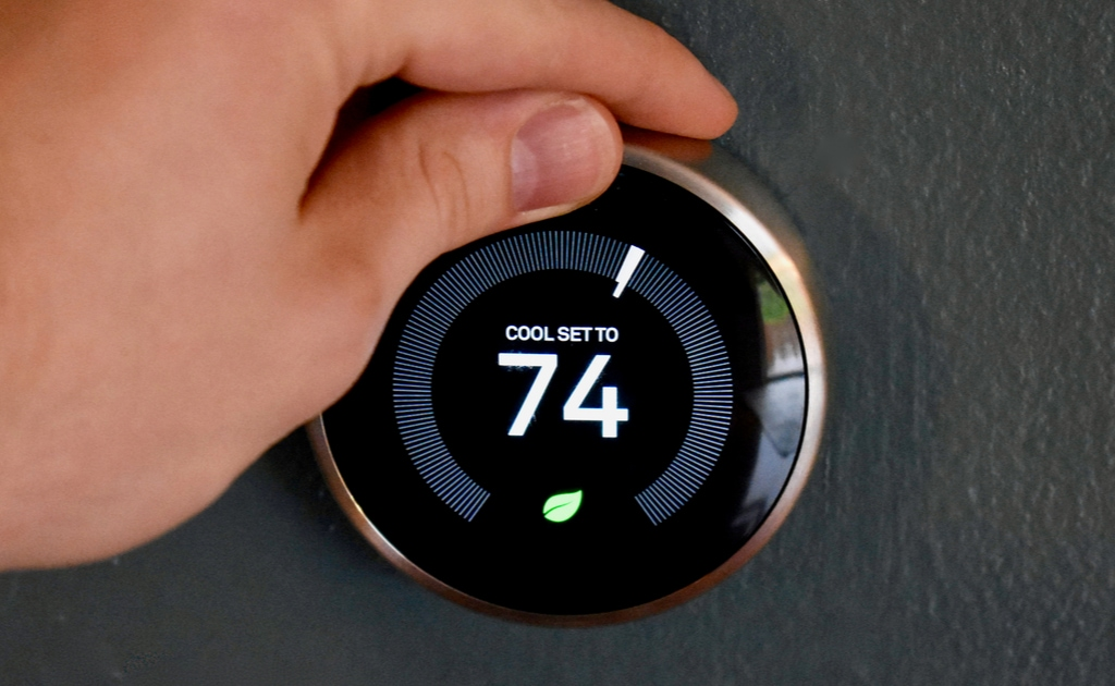 When house hunting, look for smart thermostats