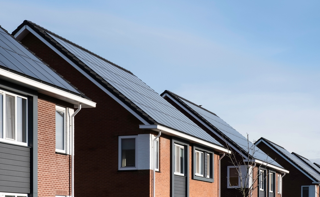 When moving to a new home, look for solar panel systems
