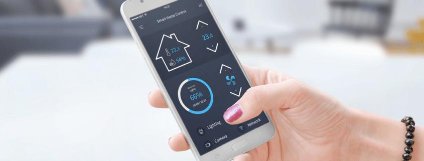Ahorre dinero en energía controlando los costos de calefacción y aire acondicionado